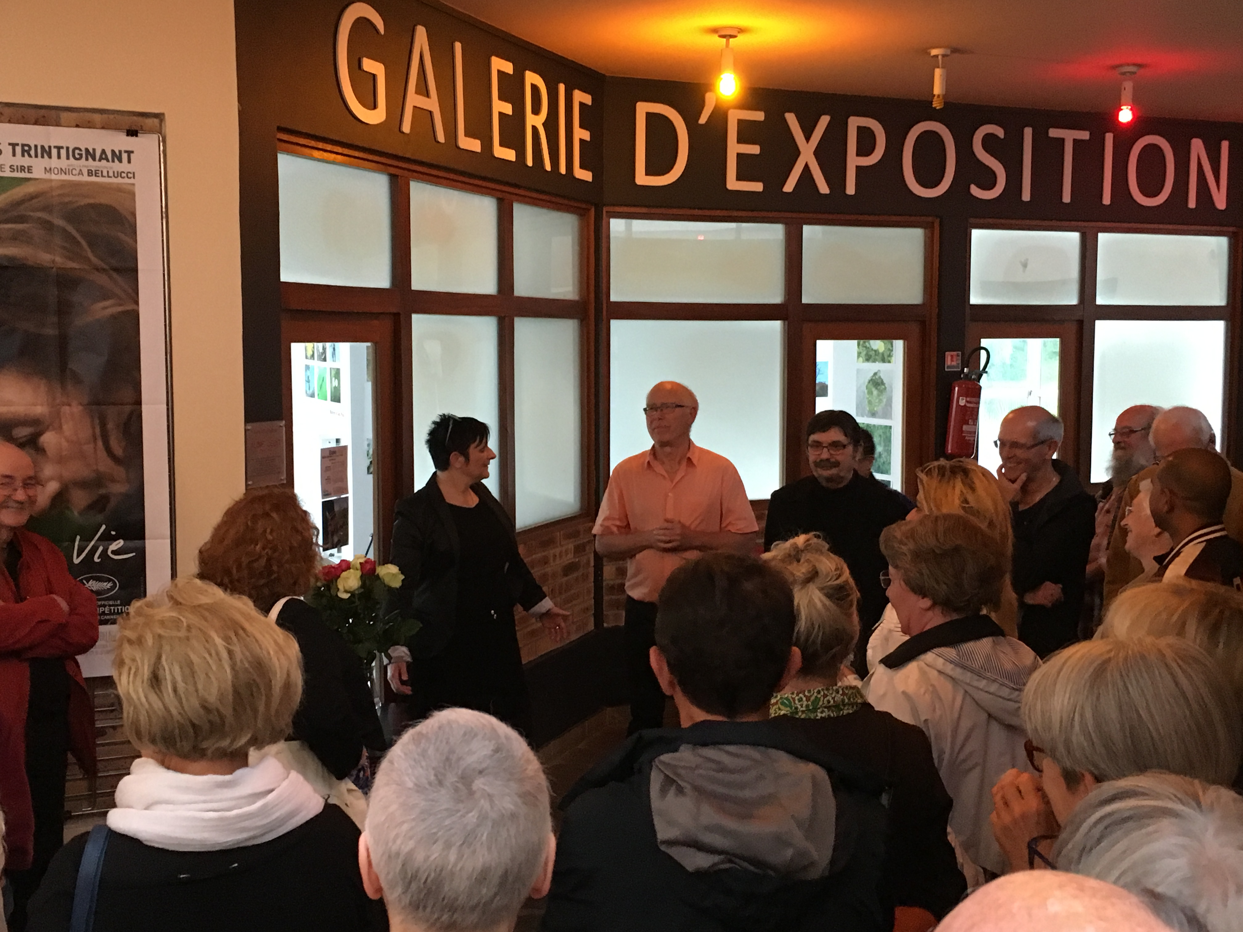 EXPOSITION - HOMMAGE